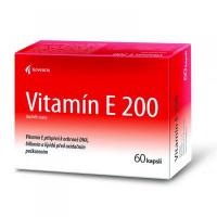 Noventis Vitamín E 200 - 60 kapsúl