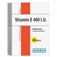 Generica Vitamín E 400 mg 60 kapsúl