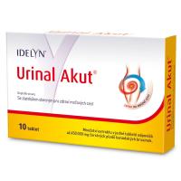 IDELYN Urinal akut 10 tabliet
