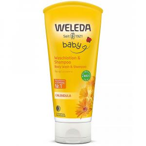 WELEDA Nechtíkový detský šampón 200 ml