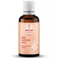 WELEDA Olej na masáž prsníka 50 ml
