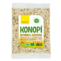 WOLFBERRY BIO Konopné semienko lúpané 100 g