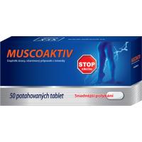 ZDROVIT Muscoaktiv STOP KŔČOM 50 tabliet